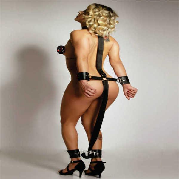 Imagem de Escravo com Algema e Tornozeleira